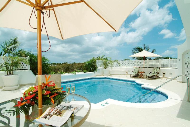 Pool Dcek - Villa Horizon Barbados, private pool, near beach - Porters - rentals