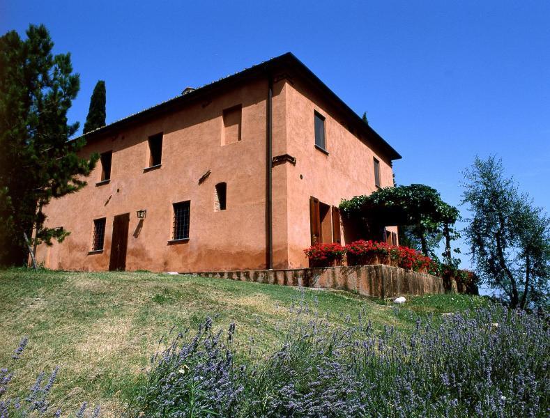 Farmhouse near Town with Pool - Casa Rustica - Image 1 - Montelopio - rentals