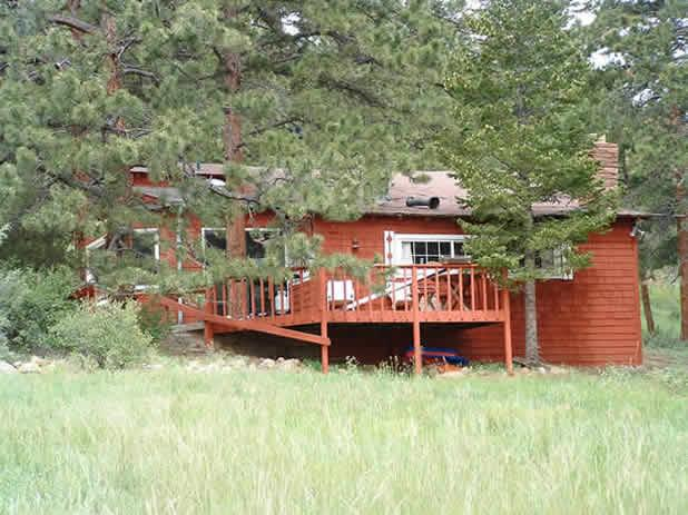 Experience Grandma's Cabin - Grandmas Cabin - Estes Park - rentals
