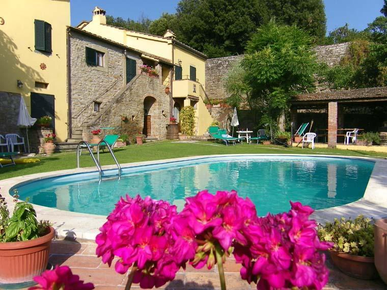 Holiday cottage 'ippo' - Charming 1 bedroom restored apartment near Cortona - Camucia - rentals