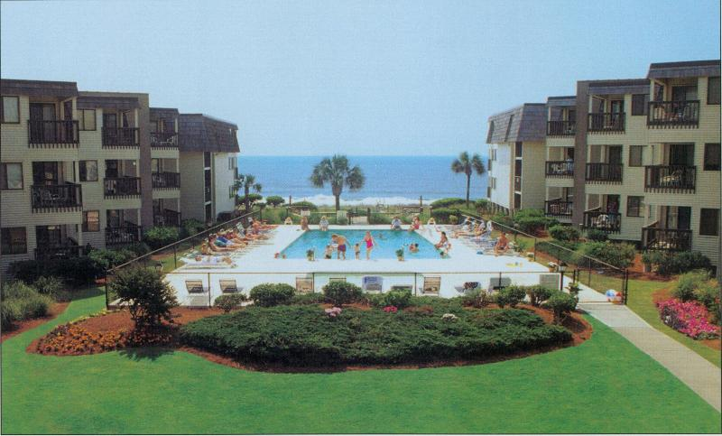 Ocean Forest Villas - EXQUISITE OCEAN VIEW CONDO AT OCEAN FOREST VILLAS - Myrtle Beach - rentals