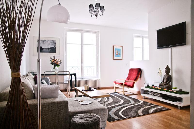 Suite Le Marais - Image 1 - Paris - rentals