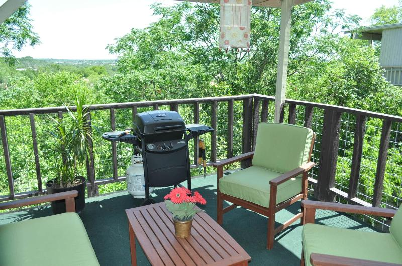 This is why we call it The Treehouse! - Treehouse Condo w/ views in Zilker! Check it out! - Austin - rentals