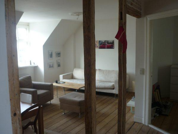 Oehlenschlaegersgade Apartment - Spacious Copenhagen apartment close to Central Station - Copenhagen - rentals