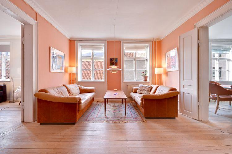 Peder Hvitfeldts Straede Apartment - Charming Copenhagen apartment in the city centre - Copenhagen - rentals
