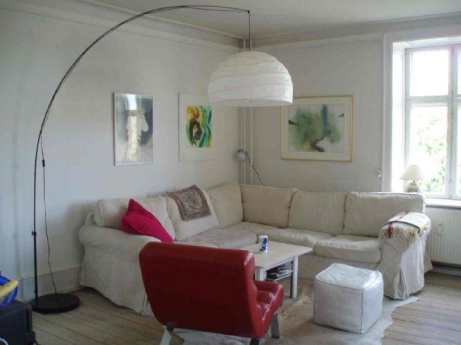 Oester Soegade Apartment - Charming Copenhagen apartment overlooking the lakes - Copenhagen - rentals