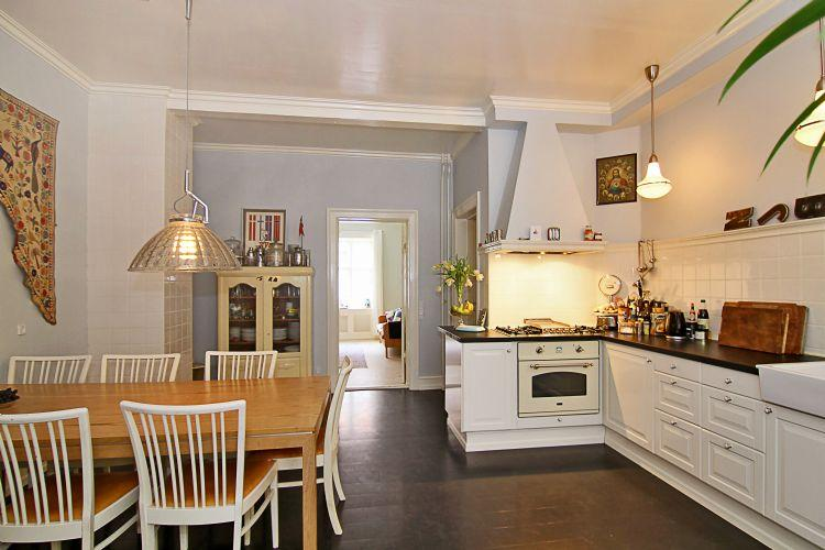 Rosenvaengets Allé Apartment - Large Copenhagen apartment with courtyard - Copenhagen - rentals