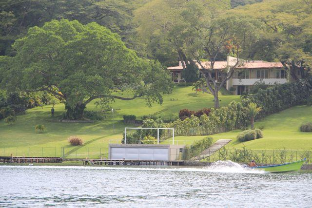 Lakefront Property on Lake Coatepeque, El Salvador - Image 1 - San Salvador - rentals