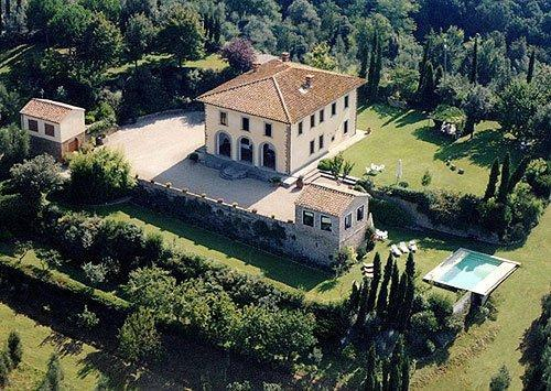 Laura Estate Tuscan villa near Florence, Tuscan villa for rent, villa to let in Tuscany, Tuscan estate - Image 1 - Vinci - rentals