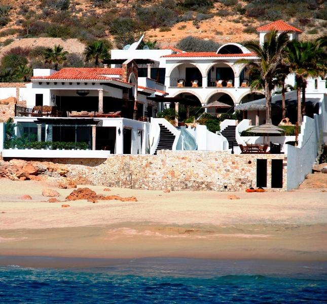 Secluded Beachfront: Chef; Spa; Gym; Sleeps 15 - Image 1 - San Jose Del Cabo - rentals