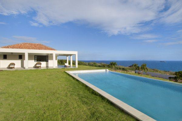 Impressive Luxurious Villa at Red Pond Estates, St-Martin - Image 1 - Dawn Beach - rentals