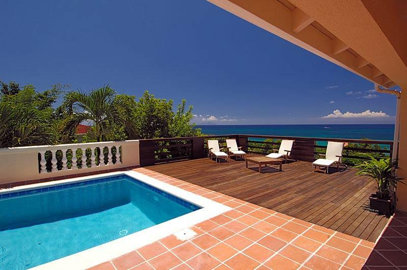 Provence Villa - Image 1 - Cole Bay - rentals