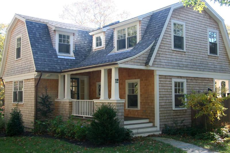 Entry Side of House - FRIEM - East Chop, Walk to Town and Beach, Central A/C, Hi Speed Internet - Oak Bluffs - rentals