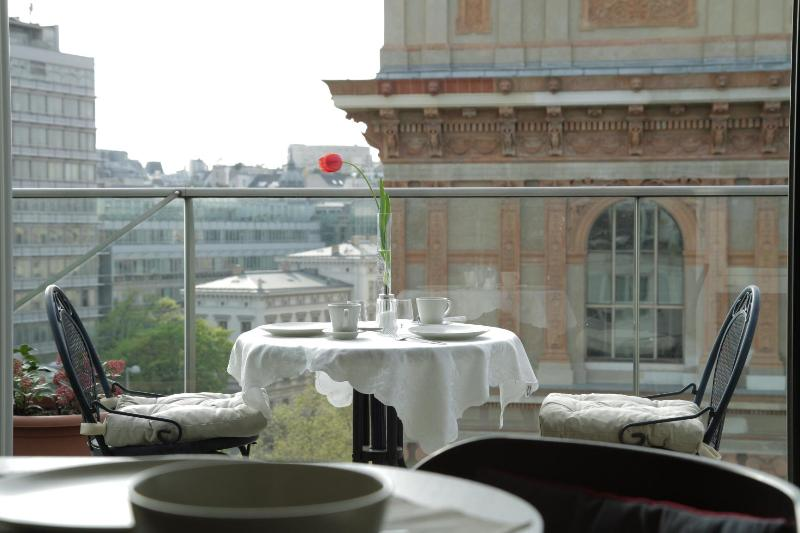 Viennaflat City Terrace - Great view - 1st district - City Apartments with terrace - Vienna - rentals