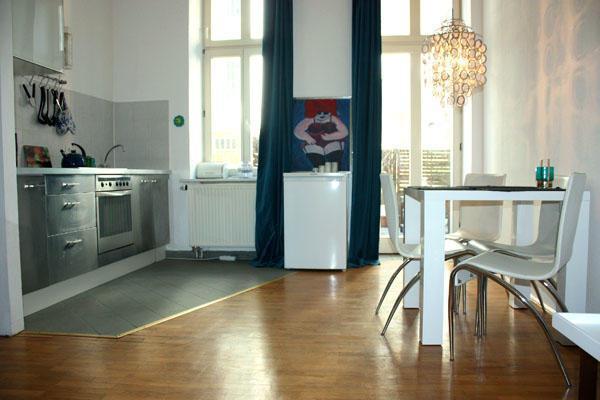 K3 126 cosy & cute P-Berg - Image 1 - Berlin - rentals