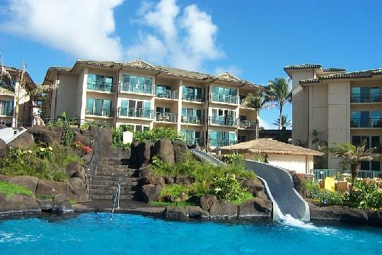 Waipouli Beach Resort - WBR B402 Top Floor Whitewater Ocean-view- CALL NOW - Kapaa - rentals