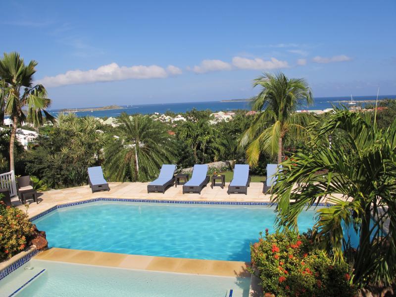 Allamanda...Orient Bay, French St. Martin - ALLAMANDA... comfortable, casual family villa in fabulous Orient Bay - Orient Bay - rentals