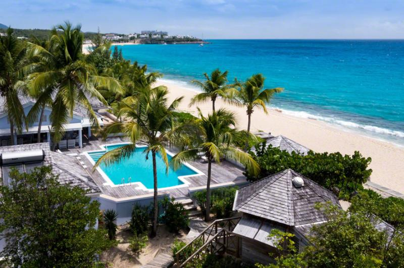 Eden at Terres Basse, Saint Maarten - Beachfront, Tennis Court & Fitness Room - Image 1 - Terres Basses - rentals