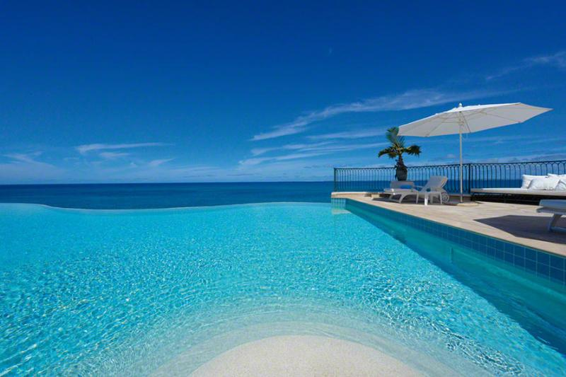 La Dacha at Terres-Basses, Saint Maarten - Waterfront, Magnificient Ocean View, Large Pool - Image 1 - Terres Basses - rentals
