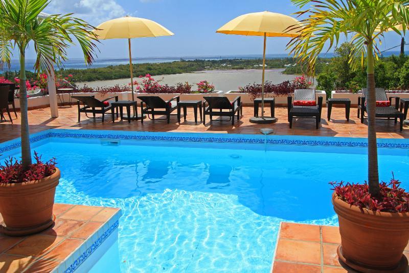 La Magnolia...Terres Basses, French St Martin - LA MAGNOLIA... Comfortable family villa in French St Martin - Terres Basses - rentals