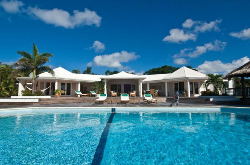 Lotus at Long Bay, Terres Basses, Saint Maarten - Ocean View, Pool, Short Drive To Beach - Image 1 - Terres Basses - rentals