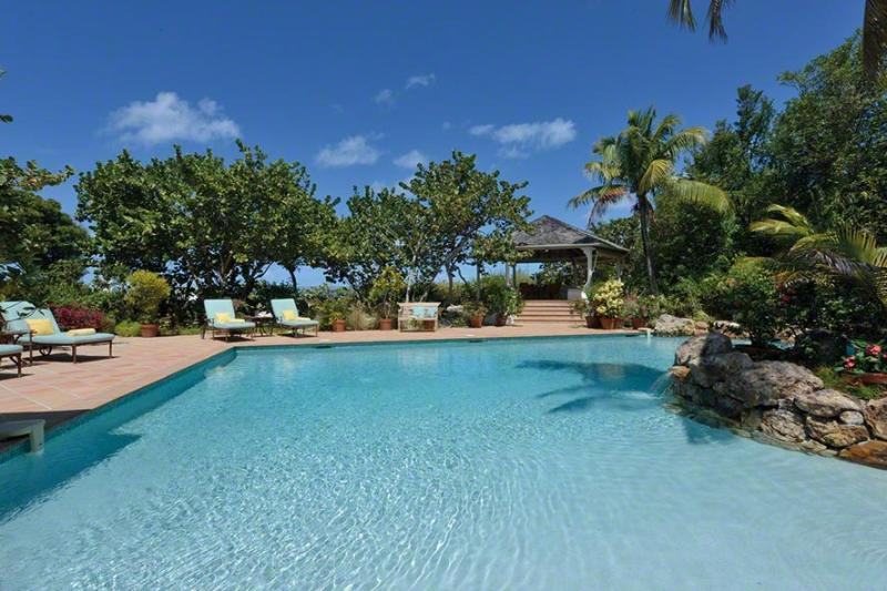Soleil Couchant at Terres Basses, Saint Maarten - Beachfront, Pool - Image 1 - Terres Basses - rentals