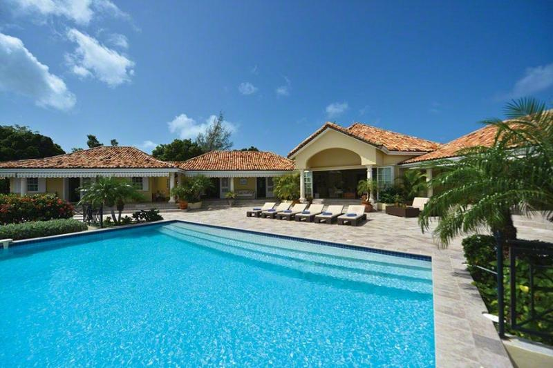 Amber at Terres Basses, Saint Maarten - Ocean View & Pool, Short Drive to Beaches - Image 1 - Terres Basses - rentals