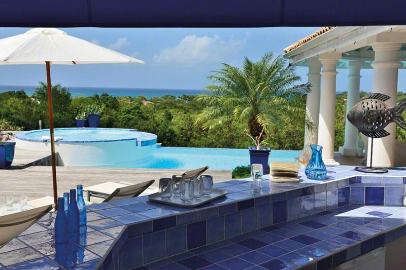 New Years week in one of a kind villa in St.Martin - Image 1 - Terres Basses - rentals
