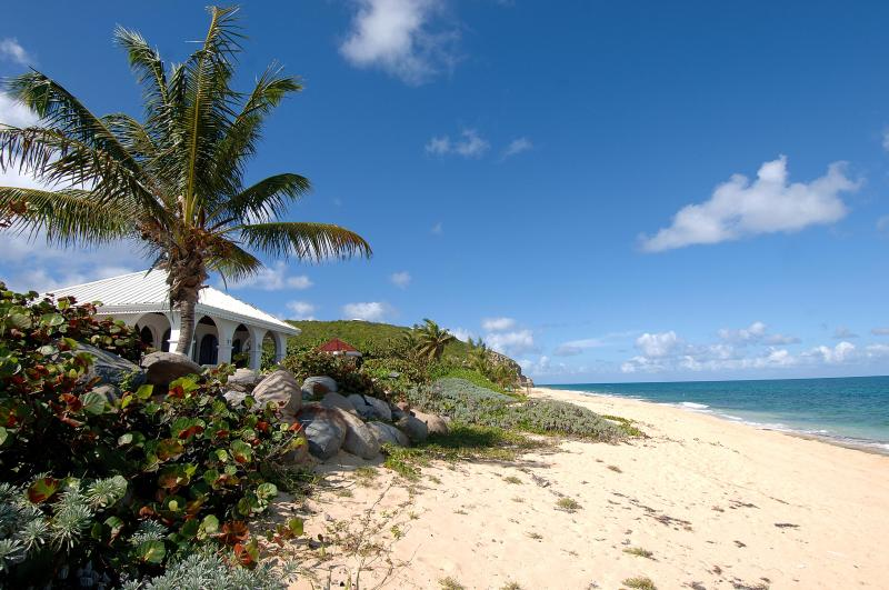 LA MISSION...beachfront on Baie Rouge beach, St. Martin - LA MISSION... affordable beachfront value! Come with your family or group of - Baie Rouge - rentals