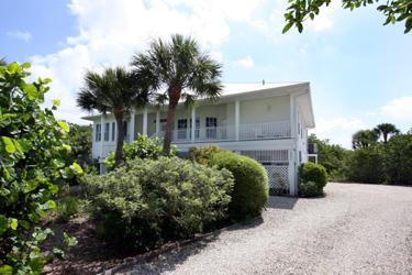 FRONT OF HOME - Heron's Landing - Captiva Island - rentals