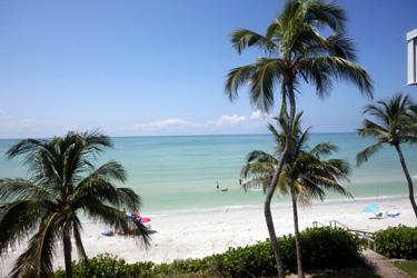 VIEW FROM UNIT - Island Beach Club P2D - Sanibel Island - rentals