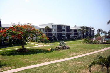 VIEW FROM UNIT - Loggerhead Cay 262 - Sanibel Island - rentals