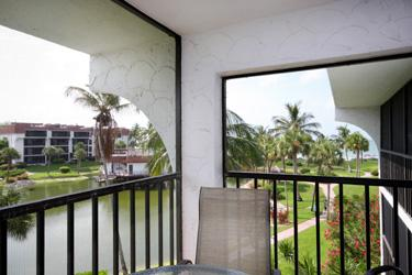 VIEW FROM UNIT - Pointe Santo B34 - Sanibel Island - rentals
