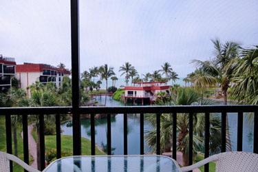 VIEW FROM UNIT - Pointe Santo C32 - Sanibel Island - rentals