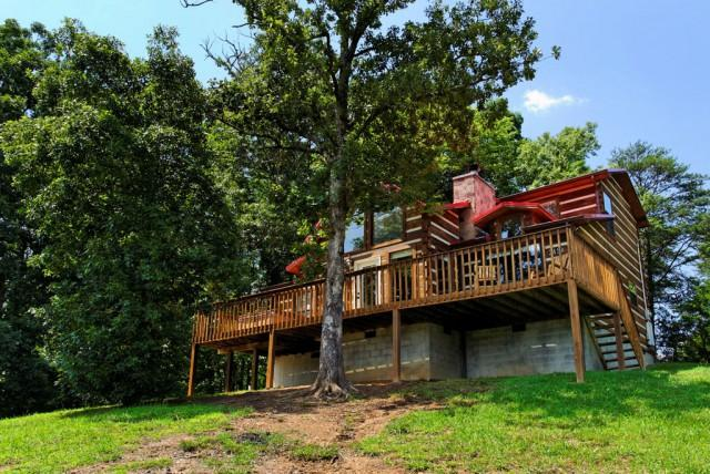 Builtmore Hideaway - Image 1 - Sevierville - rentals