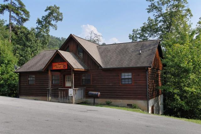 Cubs Mountain Retreat - Image 1 - Sevierville - rentals
