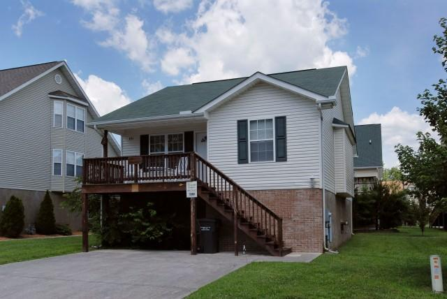 PIGEON RIVER RETREAT - Image 1 - Pigeon Forge - rentals