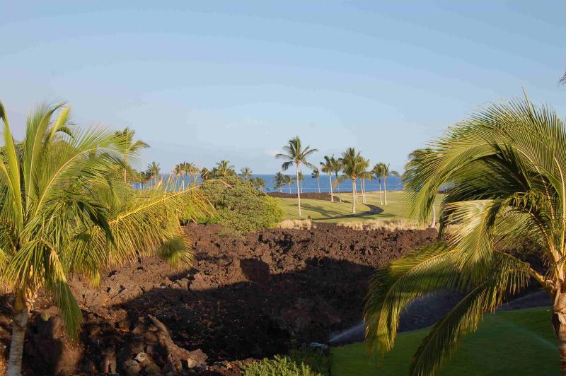 .View from Lanai - Luxury Ocean View 2 Bed/Bath in Hali'i Kai-Waikolo - Waikoloa - rentals