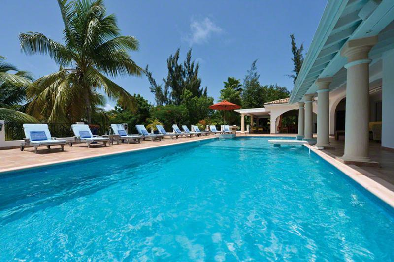 La Provencale, Terres Basses, St Martin  800 480 8555 - LA PROVENCALE... huge luxury villa with 5 master suites perfect for a group of couples! - Terres Basses - rentals