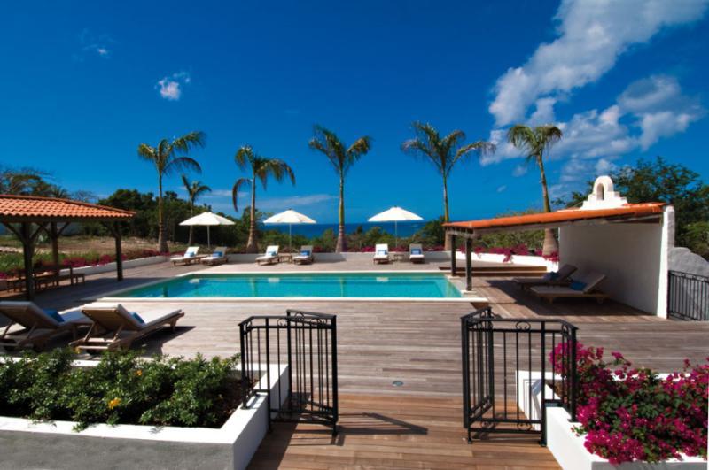 Hacienda, Terres Basses, St Martin 800 480 8555 - HACIENDA... fabulous villa rental perfect for families - Terres Basses - rentals