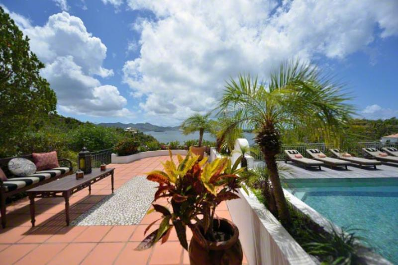 Le Mas Caraibes...Terres Basses, St. Martin - LE MAS CARAIBES... one of the most extraordinary views of the island! - Terres Basses - rentals