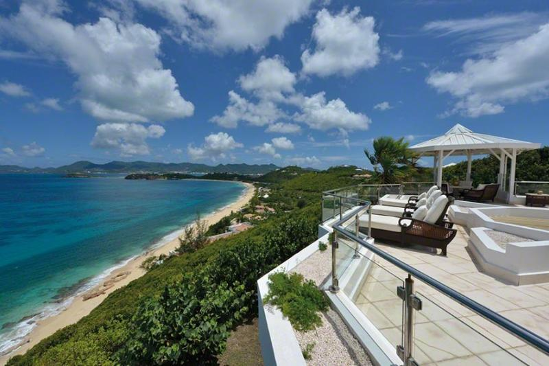 Marine Terrace at Baie Rouge, Saint Maarten - Ocean View, Pool, Privacy - Image 1 - Terres Basses - rentals