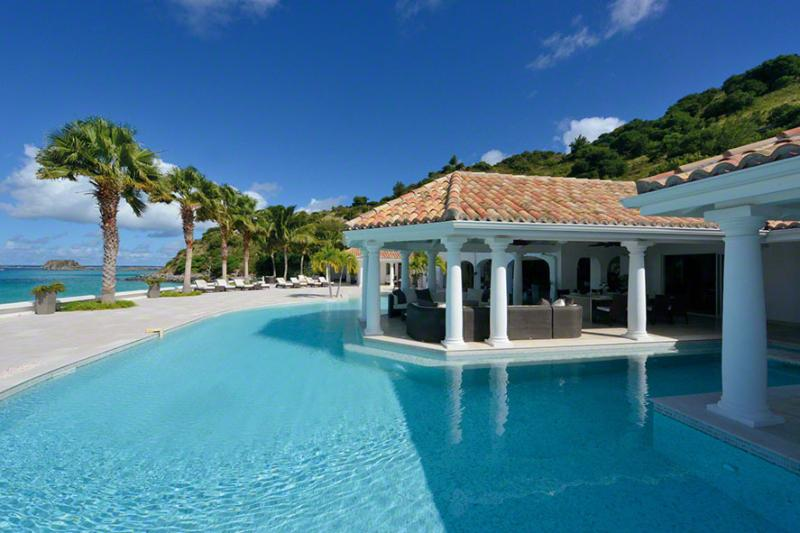 Petite Plage 4 at Grand Case Village,  Saint Maarten - Beachfront, Pool, Amazing Sunset View, Jacuzz - Image 1 - Grand Case - rentals