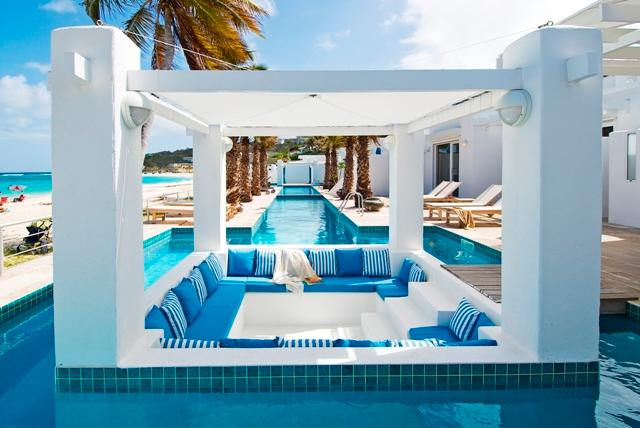 Villa Coquina...Dawn Beach, Dutch St Maarten - COQUINA - Oyster Pond - rentals