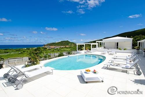 ALIZEE...Comfortable 7 BR Family Villa In Dutch St Maaretn.. Walk To Guana Bay - Image 1 - Guana Bay - rentals
