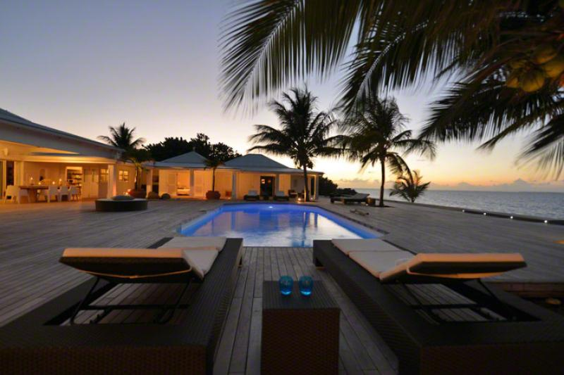 Interlude at Baie Rouge Beach, Saint Maarten - Beachfront, Pool, Contemporary - Image 1 - Terres Basses - rentals