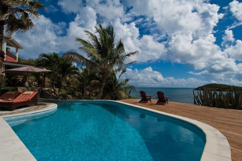 Le Mas des Sables at Terres Basses, Saint Maarten - Ocean View, Pool, Walking Distance To Snorkeling - Image 1 - Terres Basses - rentals