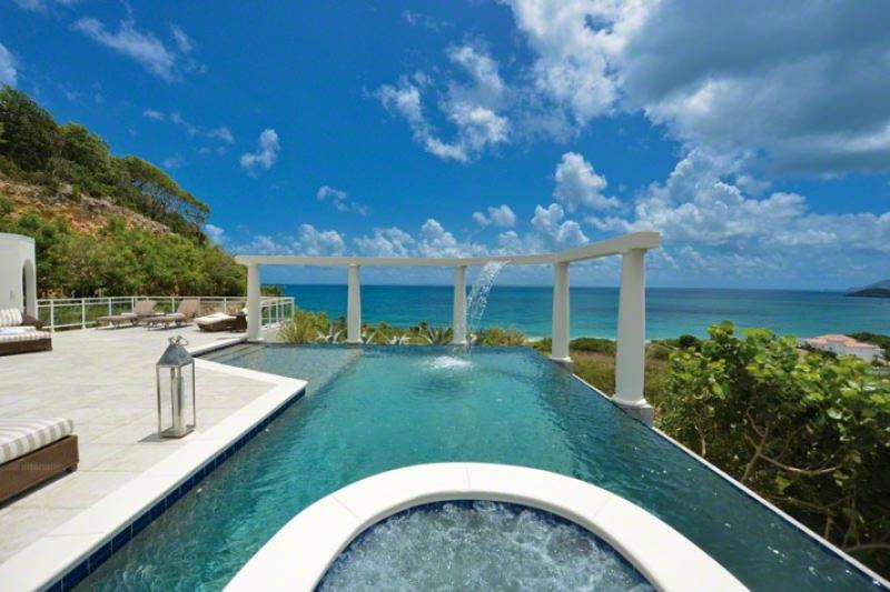 Nid D'Amour at Terres Basses, Saint Maarten - Ocean View, Pool, Perfect For Couples - Image 1 - Terres Basses - rentals