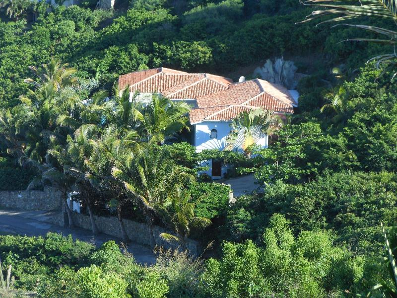 Villa Prana, Dawn Beach, St Martin - PRANA...3+ 1 BR.Gorgeous views over Dawn Beach & St Barts - Dawn Beach - rentals
