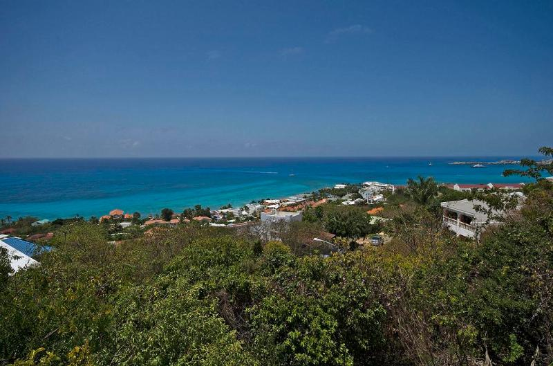 RIVIERA...  3 BR hillside villa in Pelican Key, St Maarten - Image 1 - Pelican Key - rentals